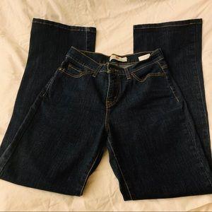 Levi's Bootcut Dark Wash Jeans
